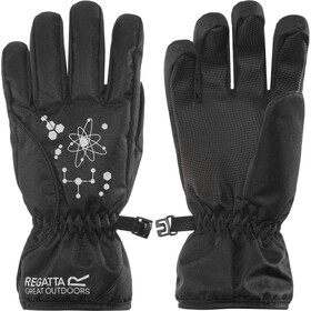 Regatta Arlie II Waterproof Gloves Kids black